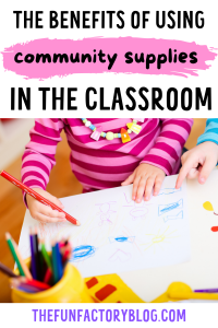 community supplies